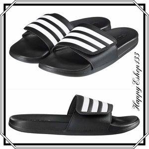 Adidas Men's Unisex Adilette Comfort Slide Sandal